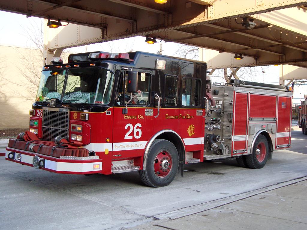 Chicago Level 1 Haz Mat January 10, 2011 Chicago Engine 26
