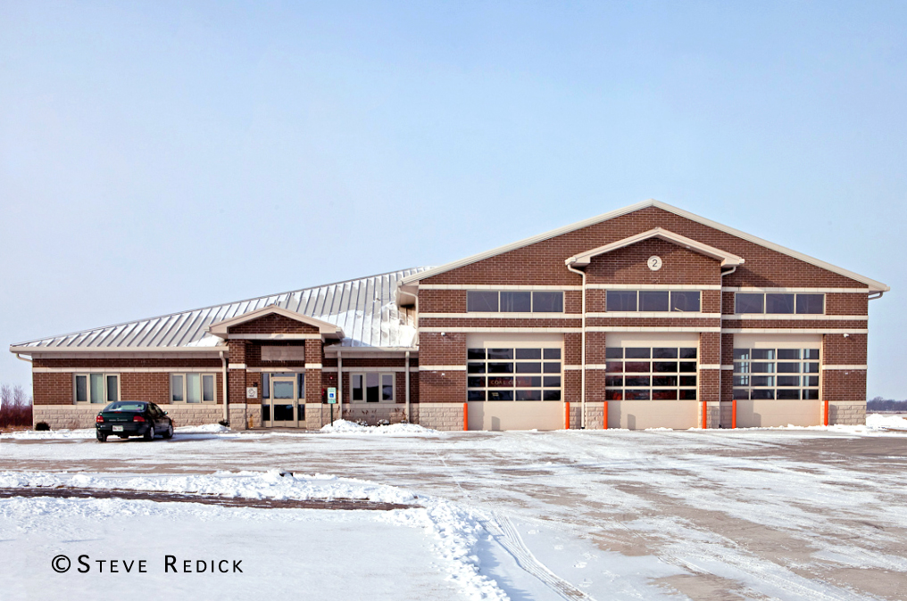 Coal City Fire Department Station 2