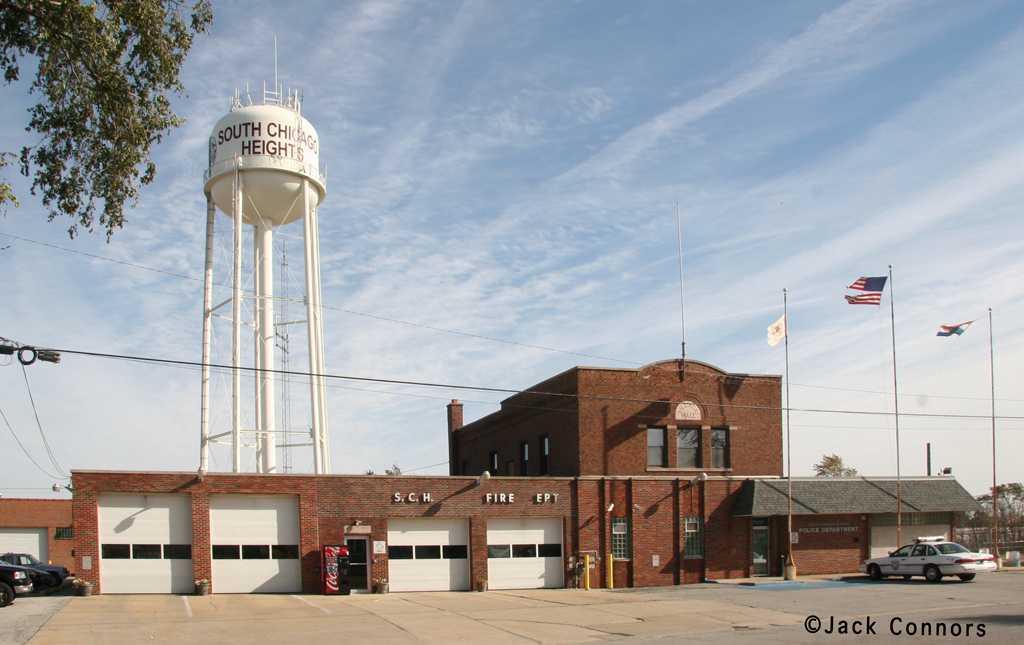 South Chicago Heights Fire Department station