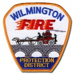 Wilmington Fire Department patch