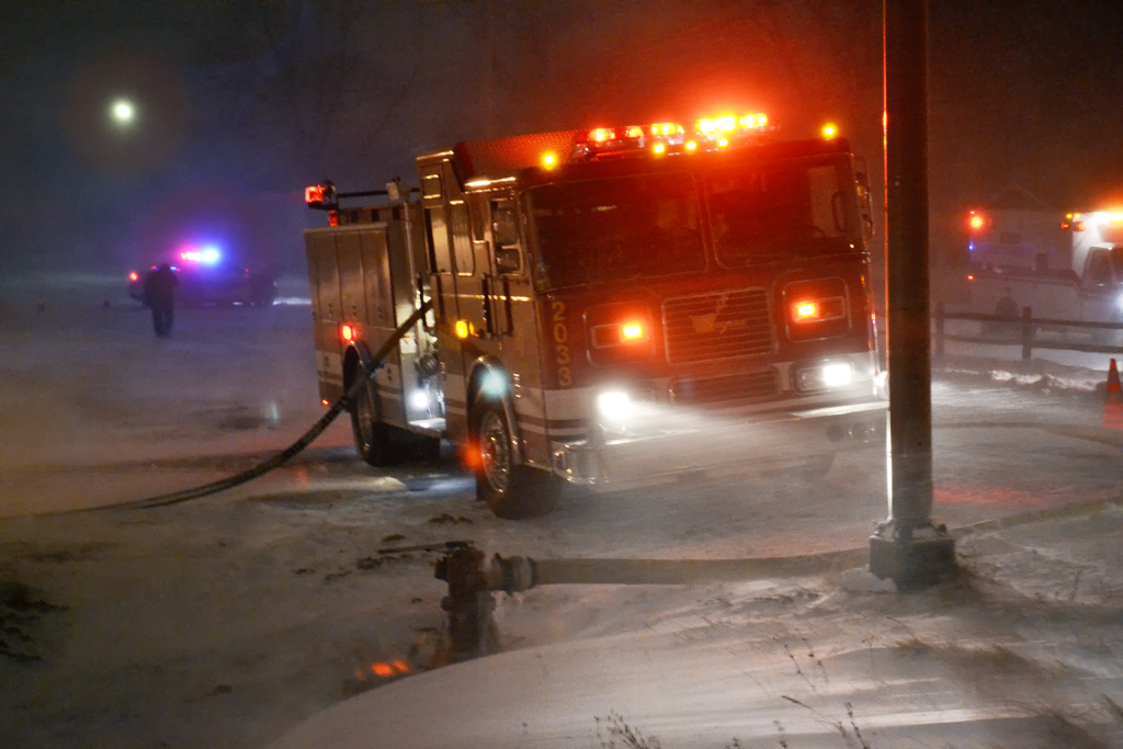 Alsip Fire Department 2011 Blizzard