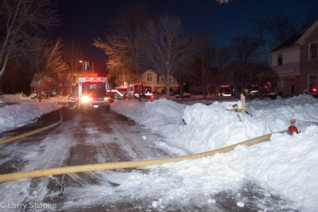 Buffalo Grove house fire Chestnut Terrace