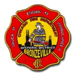 Chicago Fire Department patch Engine 19