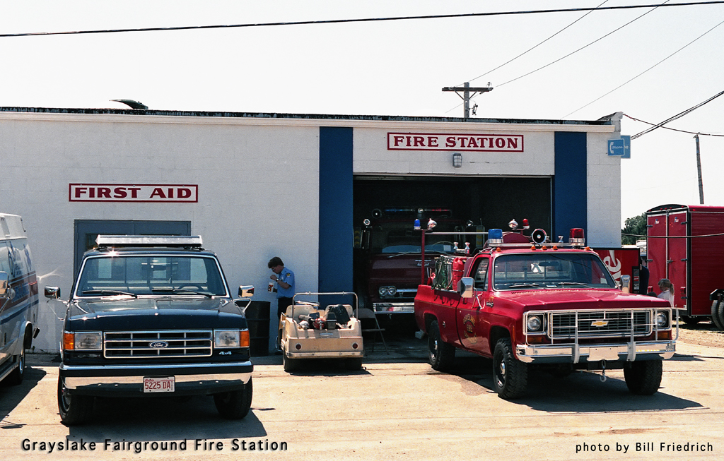 Grayslake Fire Department history