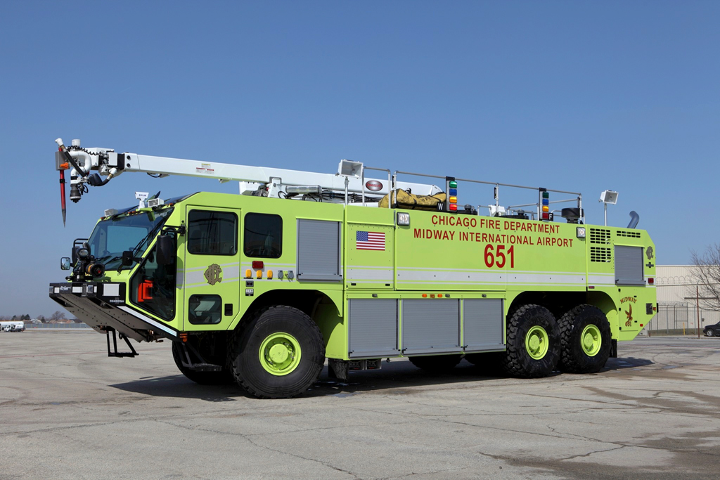 Chicago Fire Department ARFF 6-5-1