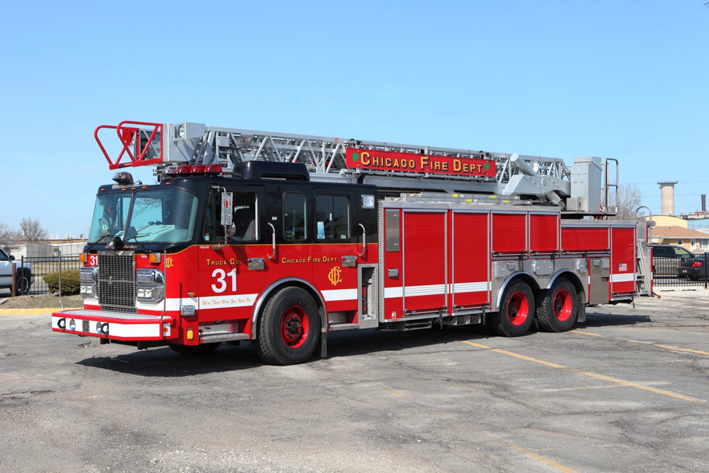 Chicago Fire Department Truck 31