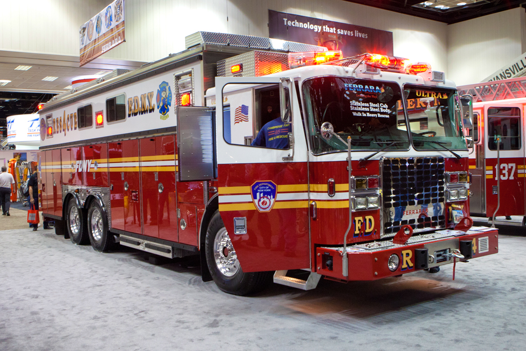 Fdny Rescue 4 171 Chicagoareafire Com