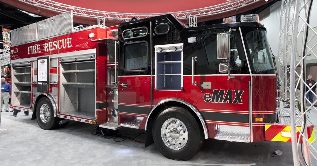 FDIC 2011 E-ONE EMAX