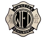 Winnetka Fire Department decal