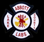 Abbot Labs Fire Department Lake County IL