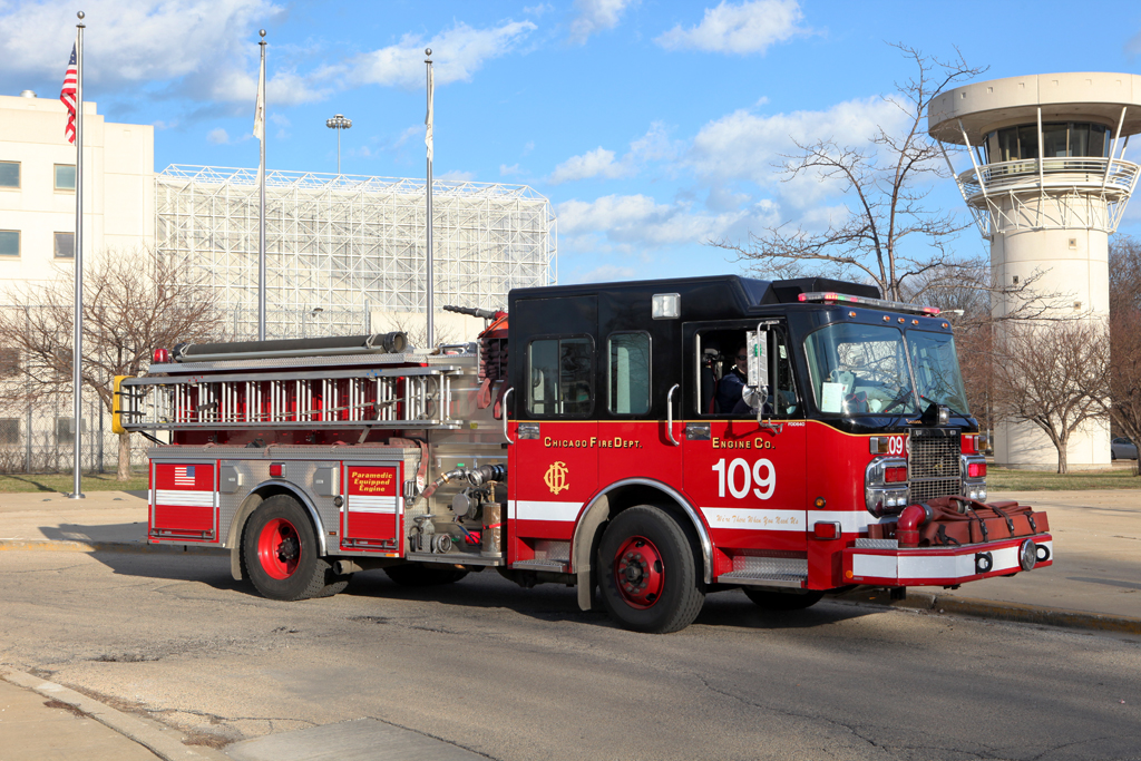 Chicago Fire Department Engine 109