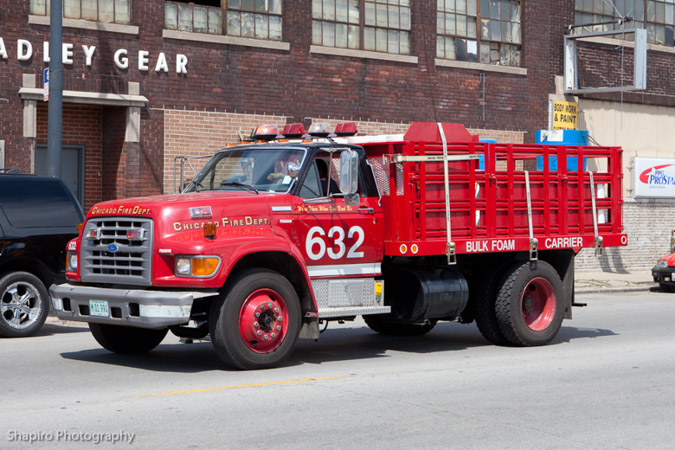 Chicago Fire Department 2-11 and Haz Mat Level I 5-17-11