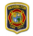 Barrington Fire Department patch