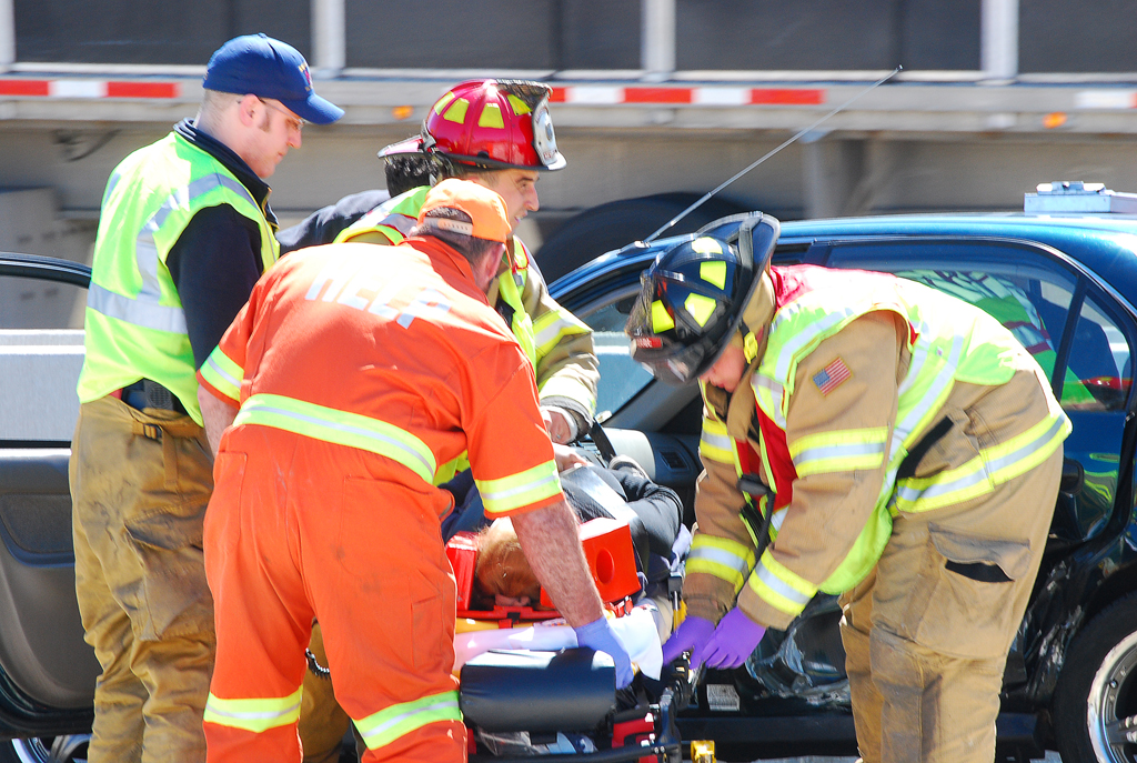 Motor vehicle accident Bristol WI