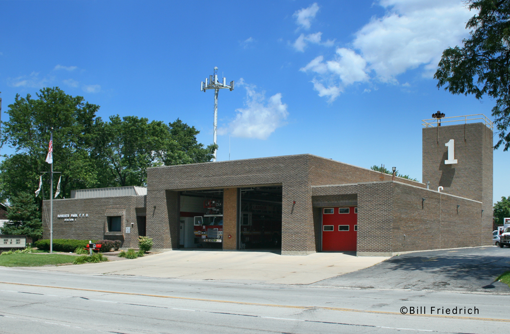 Roberts Park Fire Protection District Station 31