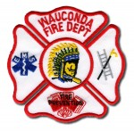 Wauconda Fire District patch