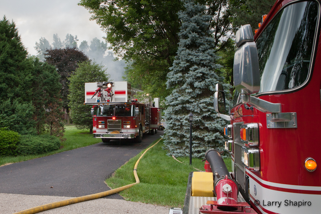 Lake Zurich Fire Department house fire Brandon Road Kildeer