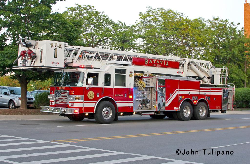 Salernos restaurant fire St Charles IL