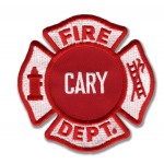 Cary Fire Protection District patch