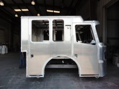 Ferrara Igniter cab shell for Lemont IL