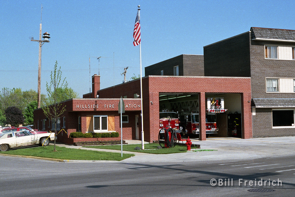 Hillside Fire Department