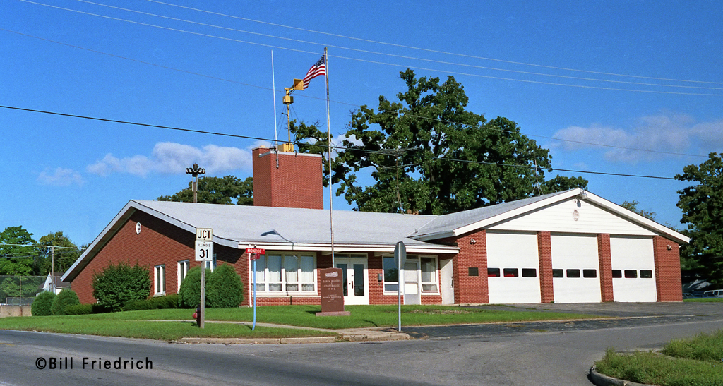 North Aurora Fire Protection District Station 1