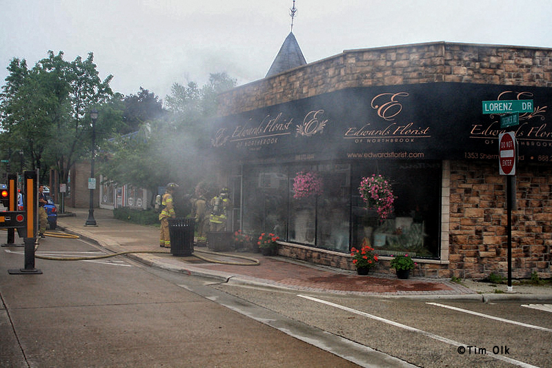 Small commercial fire in northbrook 6 10 11 for Northbrook building department