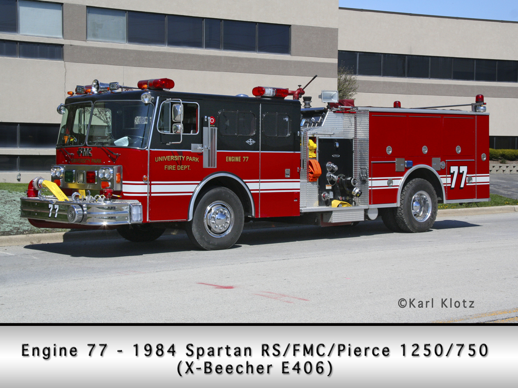 University Park Fire Department