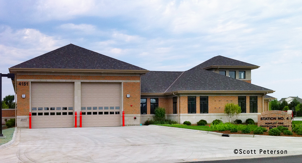 Huntley FPD Station 4