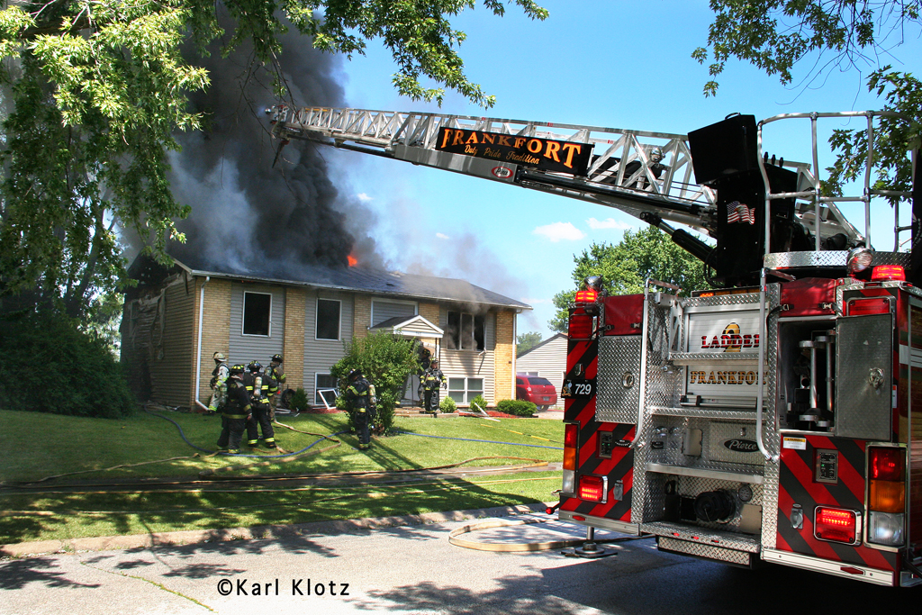 Matteson house fire on Princeton 7-4-11 Frankfort T729