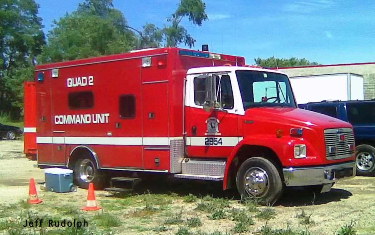 Lake County Quad 2 Mobile Command Post