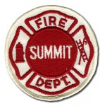 Summit Fire Department patch