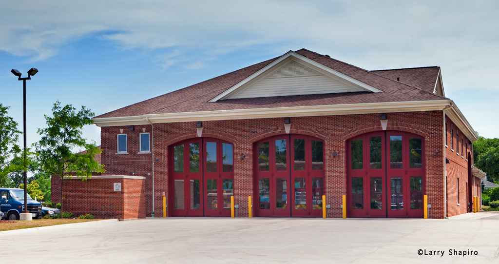 Zion Fire Department Fire Station 1