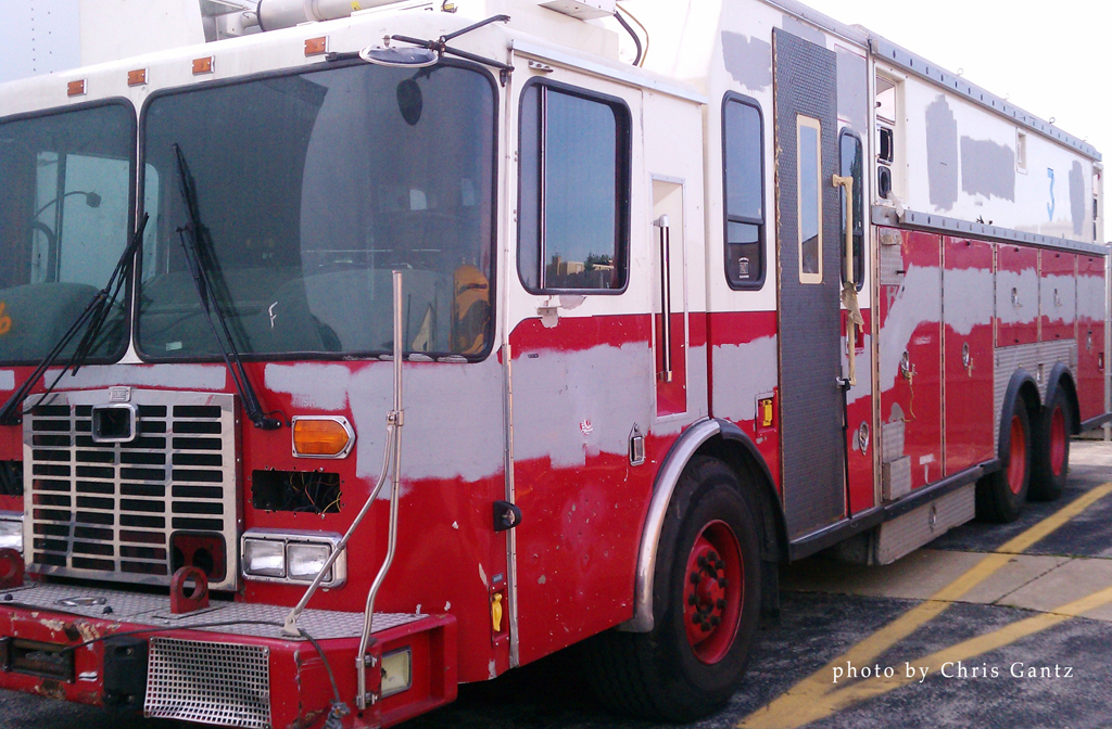 FDNY Rescue 4 was sold to a private owner