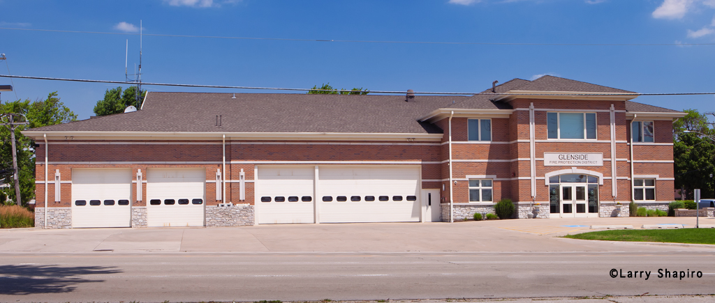 Glenside Fire Protection District station