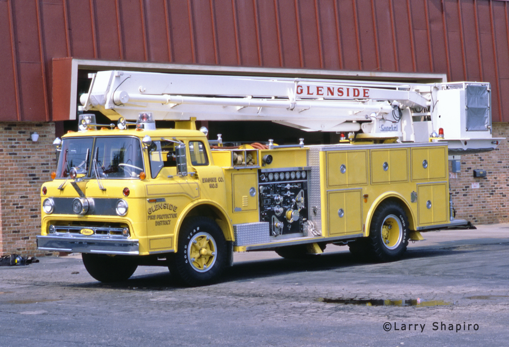 Glenside Fire Protection District Ford/Pierce/Snorkel