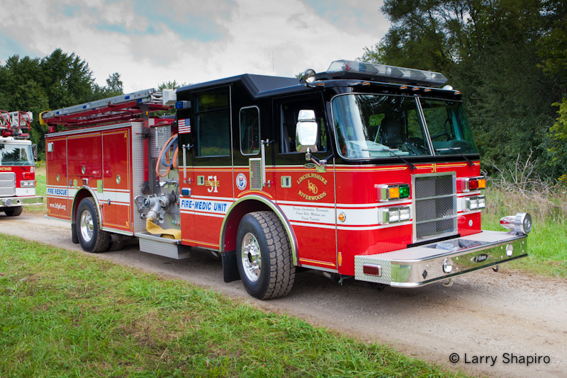 Lincolnshire-Riverwoods FPD Engine 51