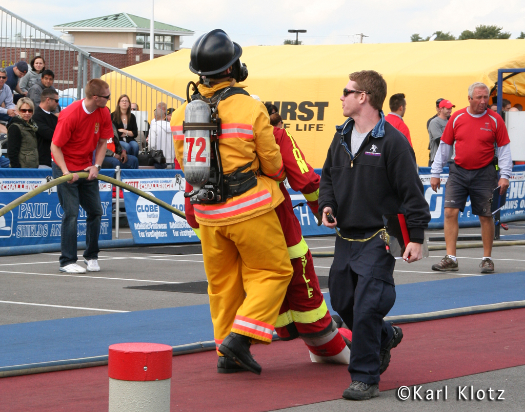 Firefighter Combat Challenge in Tinley Park IL