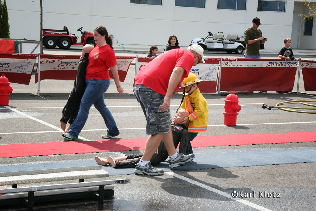 Firefighter Combat Challenge Tinley Park IL