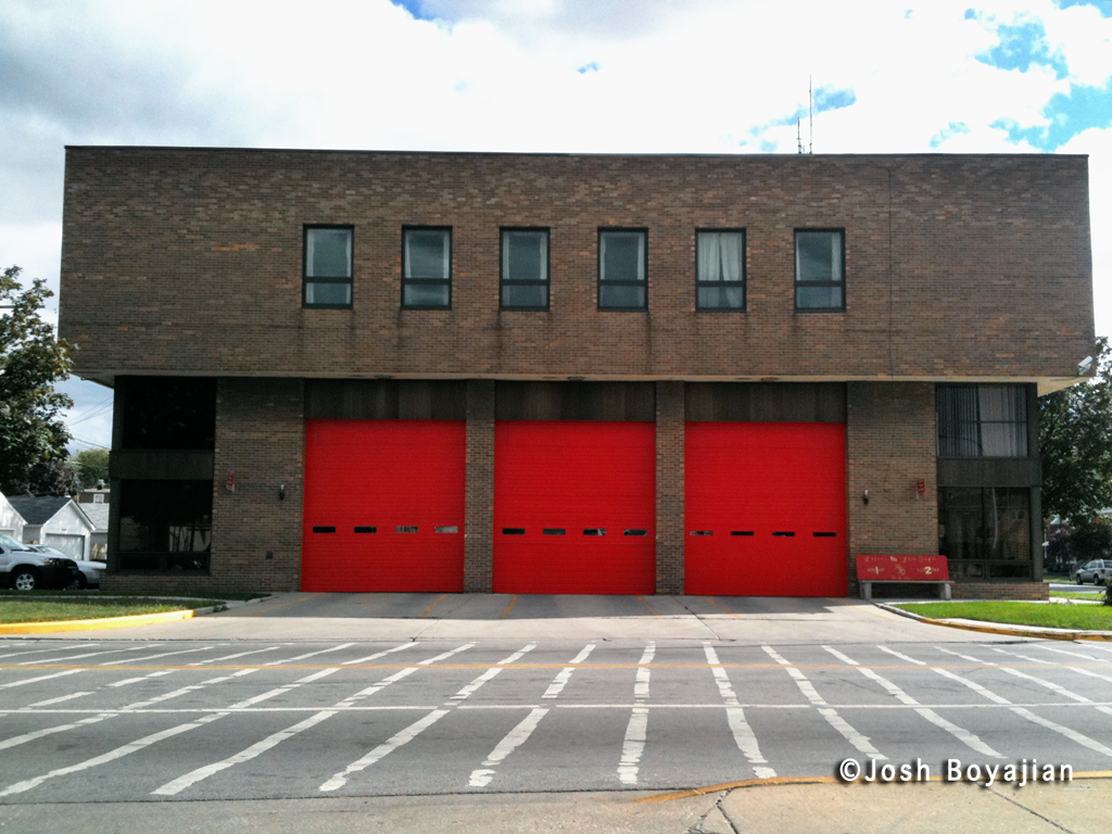 Cicero Fire Department Station 2