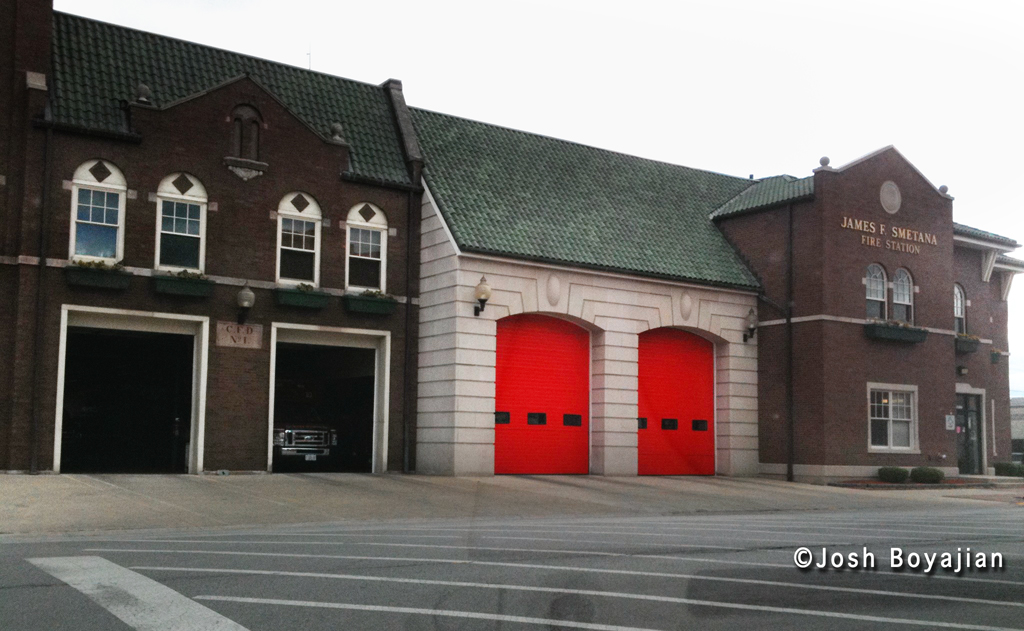 Cicero Fire Department Station 1