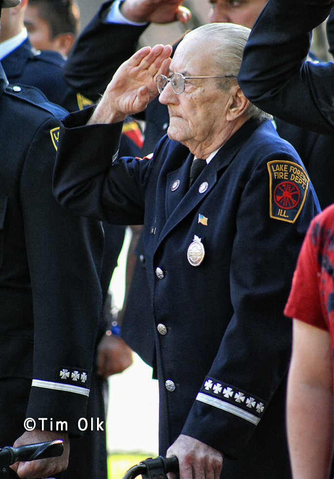 Lake Forest remembrance ceremony to mark the 10th anniversary of the 9/11 attacks