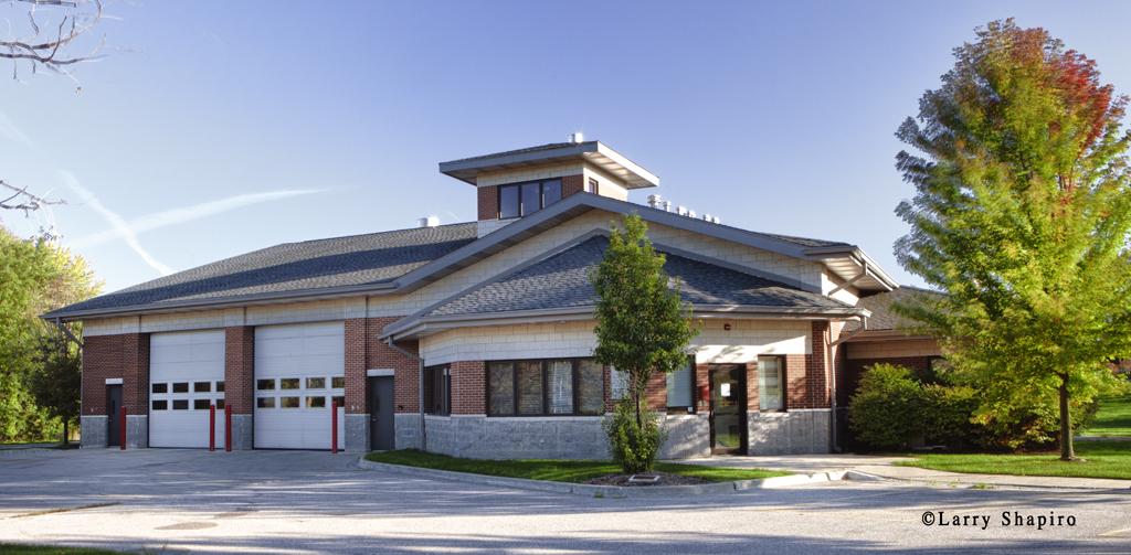 Antioch Fire Department Station 3