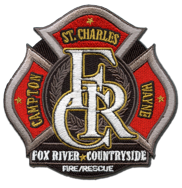 Fox River & Countryside Fire Rescue District patch