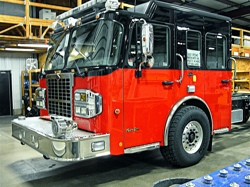 Antioch pumper being built by US Tanker