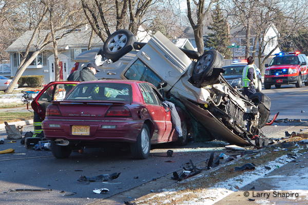 Car Accidents Chicago Today