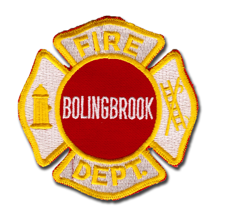 Bolingbrook Fire Department patch
