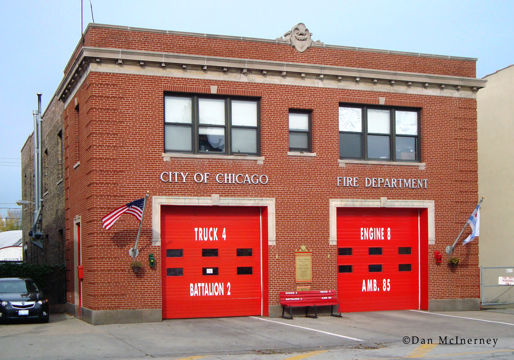 Chicago Firehouse Chinatown