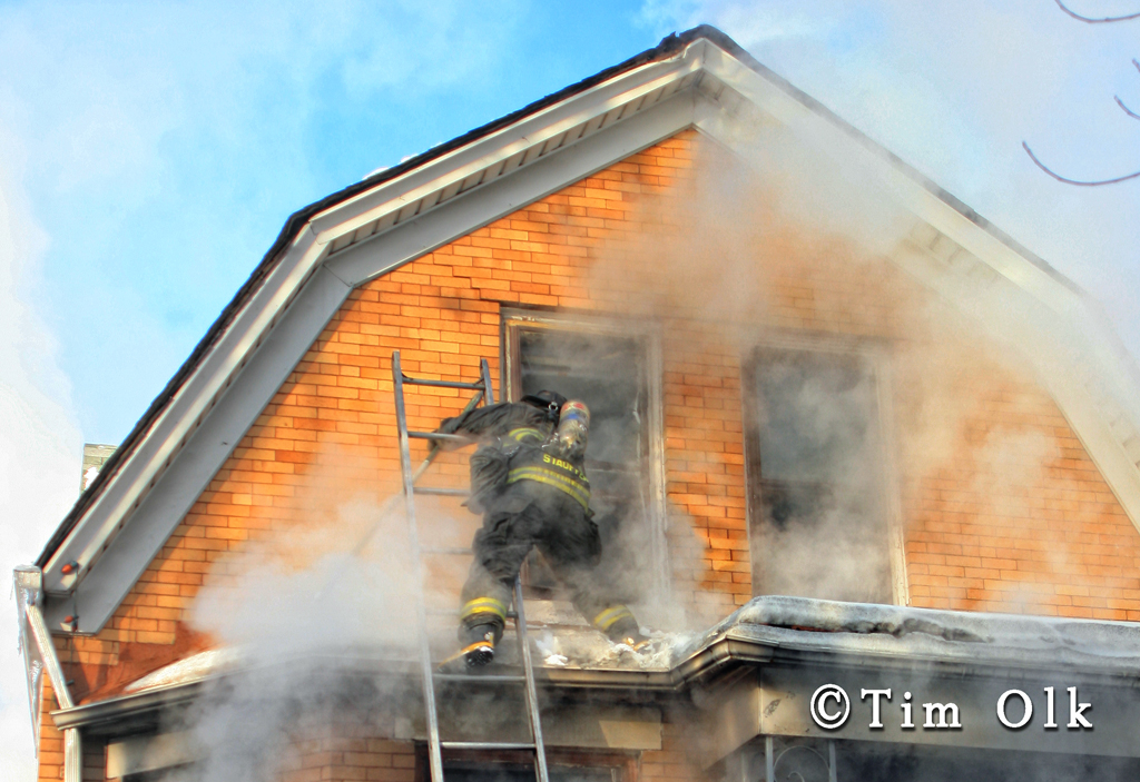 Chicago Still & Box at 906 N. Trumbull 1-15-12 | chicagoareafire.com