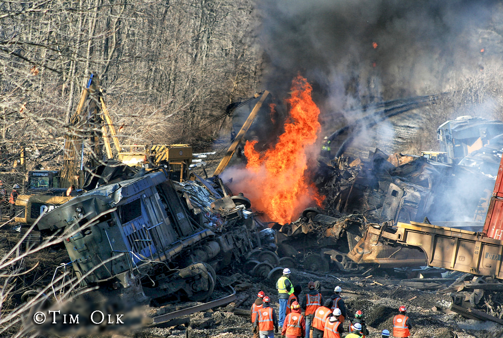 freight train collision in Indiana | chicagoareafire.com